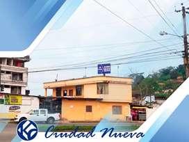 venta-casa-Ciudad Nueva-bypass-chone-Av. Los Colonos