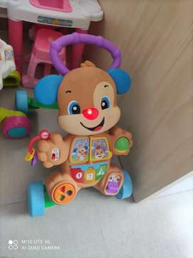 Caminador Fisher Price