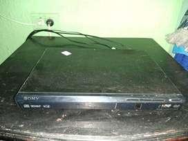 DVD marca SONY Usado en buen estado