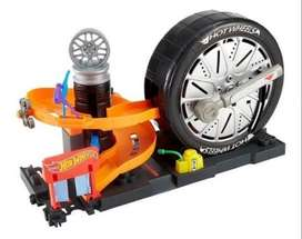 Pista de hot wheels vueltas extremas original nuevo