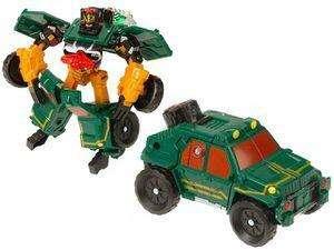 Transformers Cybertron Scout Overhaul