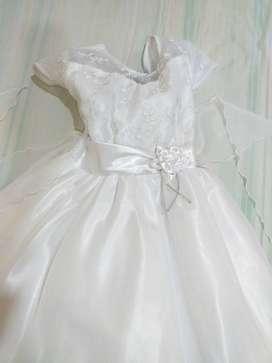 Vestido Blanco / Primera Comunión