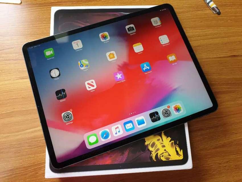 Ipad Pro 12.9 (256 GB) Space Gray Wifi 0
