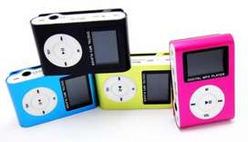 Reproductor MP3 pantalla led