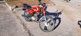 Moto Jincheng (Suzuki) AX100B