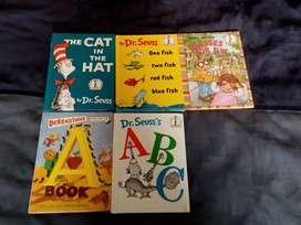 Colección libros en ingles Dr. Seuss