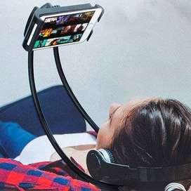 Sorpote porta celular cuello (flexible varios usos)