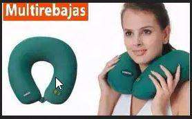 Almohada Masajeadora de Cuello y Hombros Pillow 0