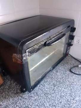 Vendo horno electrico grande