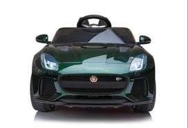 Carro Eléctrico Montable Para Niños Jaguar + Obsequio