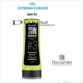Gel Extrema fijacion • 400 gr • Recamier