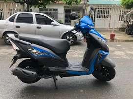 Honda Dio 110 DLX al día 2021