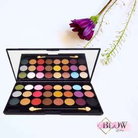 Paleta de maquillaje 24 colores miss rose
