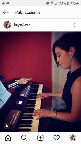 Clases de Canto y Piano