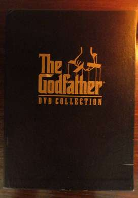 The Godfather Dvd Collection 5 Cds (1, 2, 3 + Bonus)