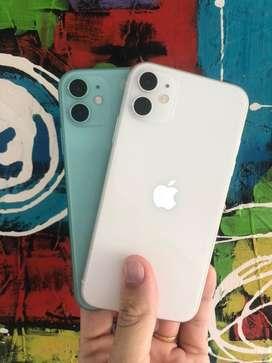 Iphone 11 128gb como nuevos