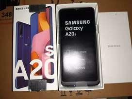 Samsung A20s NUEVO EN CAJA