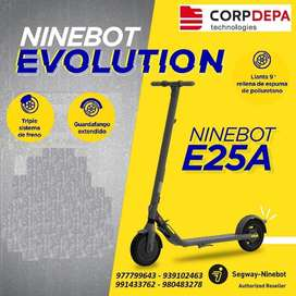SCOOTER ELECTRICO NINEBOOT E25A