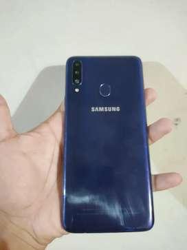 Samsung a20s como nuevo flamante