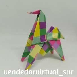 origamis para eventos y cumpleaños