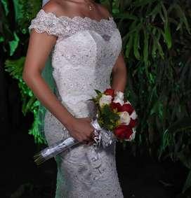 Alfred Angelo T6, vestido de novia