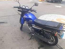 Moto senke usada