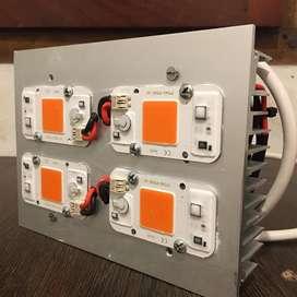 Panel led full spectrum 200 watts  60x60