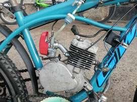 Se vende ciclomotor 80cc
