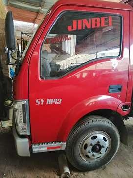 Vendo camión jinbei semi nuevo