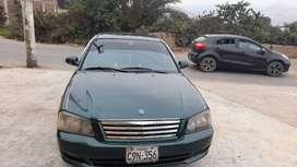 Vendo Kia Optima automático Año 2005 en muy buen estado