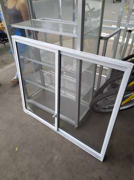 Vendo ventanas 1.20 m por 1.00 m nuevas