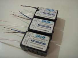 Transformadores Dicroica Dimerizables 220 A 12v. Sica. LANÚS.