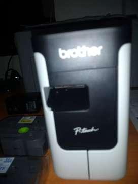 Rotuladora BROTHER PTP700