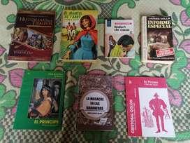 LIBROS DE LITERATURA, EXCELENTE ESTADO, cada uno a $3000.VER BAJO LAS FOTOS LOS TITULOS, SAFARI DE CAZA Jesús navarro, L