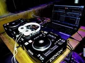 Vendo Cambio, Denon I Mixer I Interface