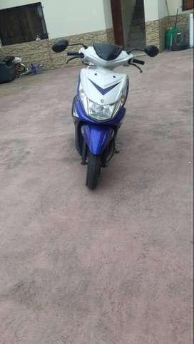 MOTONETA YAMAHA XC115B