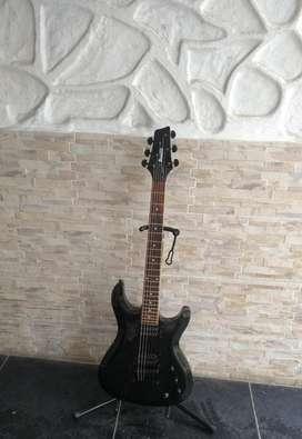 Guitarra Eléctrica Gio Ibanez Negra