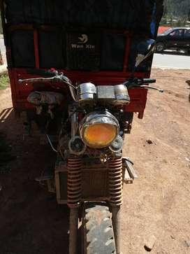 Moto carguero c&c motor 250