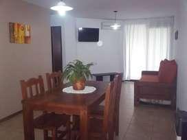 uj42 - Departamento para 2 a 5 personas con cochera en Ciudad De Córdoba
