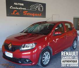 Renault Sandero 1.6l Authentique