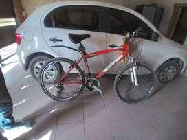Bicicleta rodado 27