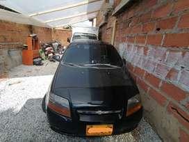 Se vende Chevrolet AVEO 2009