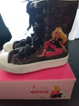 Zapatillas Barbie