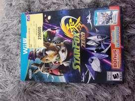 Star Fox Zero Nintendo Wii U 4 unidades