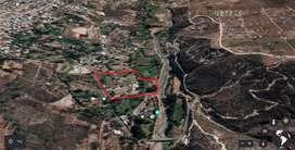 Terreno en Ayacucho/Huamanga - Colindante con río Huatatas