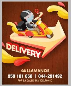 Restaurant Parrillada Estancia MUCHIK Delivery