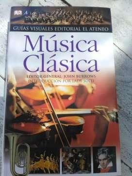 Liquido!!!Música clásica Editorial El Ateneo