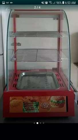 De oportunidad vendo vitrina de empanadas temperada