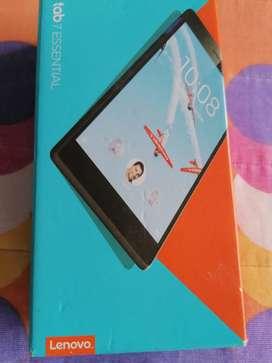 Vendo Tab 7 Essential Lenovo!