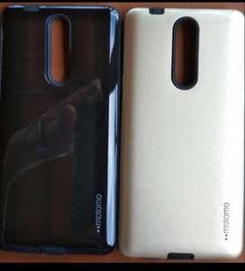 Protector Antigolpes Nokia 8
